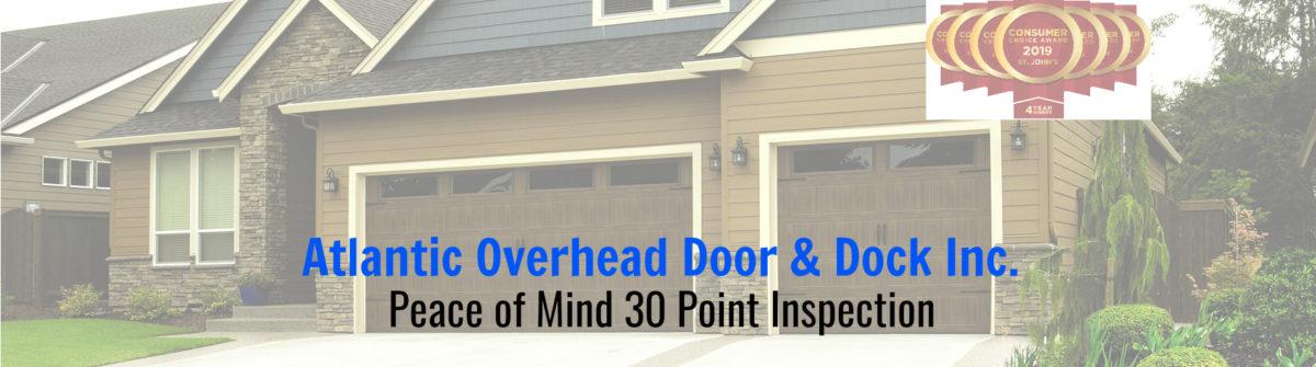 Residential Atlantic Overhead Door And Dock Inc